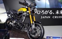 【大阪モーターサイクルショー16】ヤマハ、発売間近の XSR900 を日本公開 画像