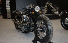 【東京モーターサイクルショー16】S&Sエンジン+キャブの新ド迫力鼓動モデル2台、試乗もOK…プロト 画像