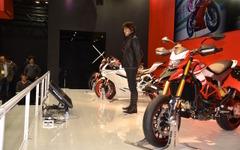 【東京モーターサイクルショー16】スクランブラー販売好調、今年もシックスティ2に期待…ドゥカティジャパン 画像