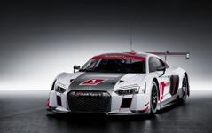 【SUPER GT】GT300クラス、新型アウディ R8 LMS が登場 画像