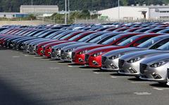 自動車輸出、乗用車が9か月プラスと好調を維持…2月 画像
