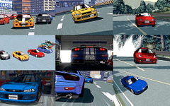 【オートサロン出品車】カプコンのネット対応ゲーム『アウトモデリスタ』を体験 画像