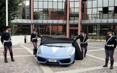 史上最速のパトカー、イタリア警察に配備完了!! 画像
