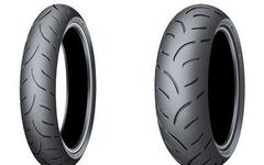 ダンロップ、大排気量二輪車用 スポーツラジアルタイヤを発売 画像