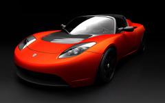 EVスポーツカー、テスラ ロードスターがバージョンアップ 画像