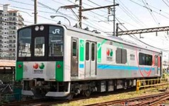 JR東日本、蓄電池車両の試験走行を開始…リチウムイオン電池搭載 画像
