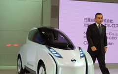 【東京モーターショー09】インフィニティから小型EV 画像