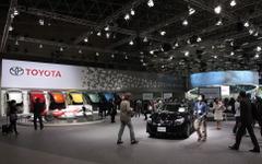 【東京モーターショー09ライブラリー】コンパニオン…トヨタ 画像