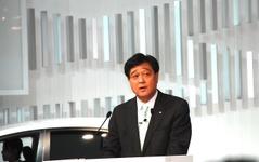 【東京モーターショー09】三菱の益子社長「EVのグローバル化を加速」 画像