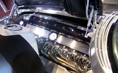 【デトロイトショー2003速報】V16は13600cc、1000馬力!!!!! …キャデラック『シックスティーン』 画像