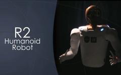 [動画]GMとNASAのヒト型ロボットR2…ASIMOに対抗? 画像