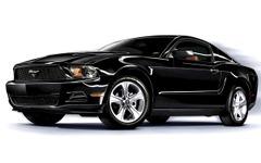 マスタング V6モデル、好燃費車に認定---300hp超で初 画像
