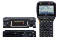 富士通テン、デジタル無線タクシー配車システムの2010年モデルを発表 画像