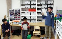 理科が大好きになる「レゴ」のロボット塾を見学 画像