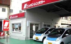 長崎エビッツ、74台のEVをレンタカーに 画像