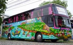 萌えもある、タイの「痛バス」 画像