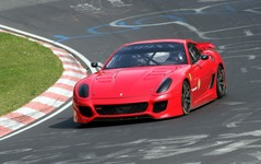 フェラーリ 599XX、ニュル最速記録更新…6分58秒16 画像
