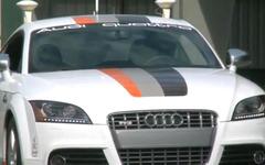 [動画]アウディ TTのロボットカー、パイクスピークに挑戦 画像