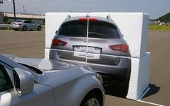 日産、60km/hから停止できる自動ブレーキを開発 画像