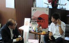 小林可夢偉「日本のF1を守っていきたい」 画像