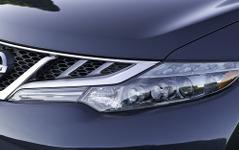 日産 ムラーノ 2011年モデル…米国仕様も表情一新 画像