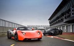 ロシア初のスーパーカー、マルシャが生産開始…0-100km/hは3.2秒 画像