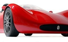 豪サーキットレーサー、ドゥカティのエンジンを搭載 画像