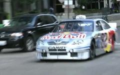 NASCARタクシー、米シカゴで臨時営業[動画] 画像