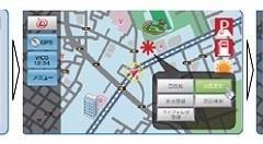 NTTドコモ、カーナビ向け情報提供サービス「ドコモ ドライブネット」を開始 画像