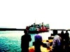 たこフェリー運行休止で、バイクが淡路島に孤立 画像