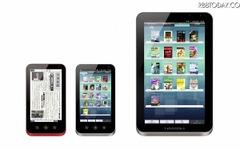 電子書籍端末シャープ GALAPAGOS 発売…コンビニや量販店での取次も 画像