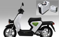 【ホンダ 電動バイク】リース価格は、月1万9000円 画像