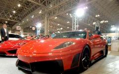【東京オートサロン11】フェラーリ 360 & F430…長くカッコよく乗りたい 画像