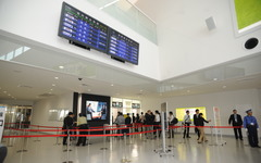 乗継客も静岡空港へ---利用増ねらう 画像