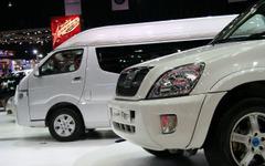 【バンコクモーターショー11】中国からのコピー車がタイにも 画像
