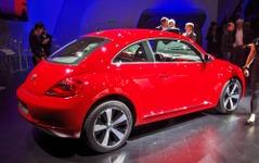 【上海モーターショー11】VW ザ・ビートル のデザイン「新たなオリジナルを」 画像