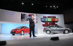 【ニューヨークモーターショー11】ホンダ シビック 新型…米国価格は130万円から 画像