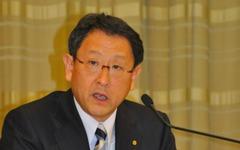 トヨタ豊田社長、次世代環境車「全方位でやる」 画像