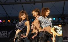 最新ハーレーファッションショー…ブルースカイヘブン[写真蔵] 画像