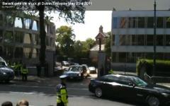 オバマ大統領のリムジンが立ち往生[動画] 画像
