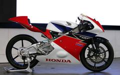 【ホンダ NSF250R 発表】新開発エンジンは「軽量・小型・高出力」  画像