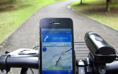 サイクリングやポタリングのガイド役にぴったり…自転車NAVITIME 画像