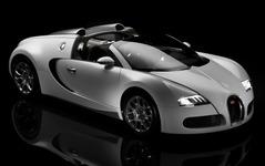 ブガッティ ヴェイロン、中東富豪が8台「お買い上げ」…総額10億 画像