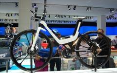 【フランクフルトモーターショー11】フォードから電動アシスト自転車コンセプト、Eバイク 画像
