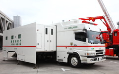 【RISCON・SEECAT】負傷者を支援する特殊車両 消防VS自衛隊 画像