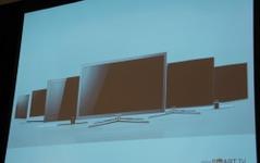 【グッドデザイン11】3Dテレビ…現場を切り取ったような臨場感 画像