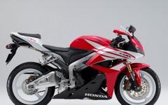 ホンダ CBR600RR の2012年モデル、カラーリングを変更 画像