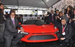 【デリーモーターショー12】インド初のスーパーカー、アバンティ誕生 画像