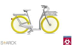 プジョーとフィリップ・スタルクがボルドー市向け自転車を発表 画像