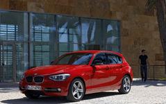【ジュネーブモーターショー12】BMW 1シリーズ 新型に125i…218psターボ搭載 画像